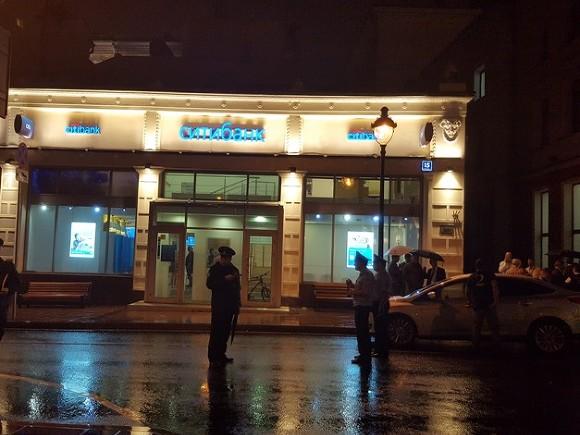 Следователи будут ходатайствовать всуде обаресте захватчика московского банка Арама Петросяна