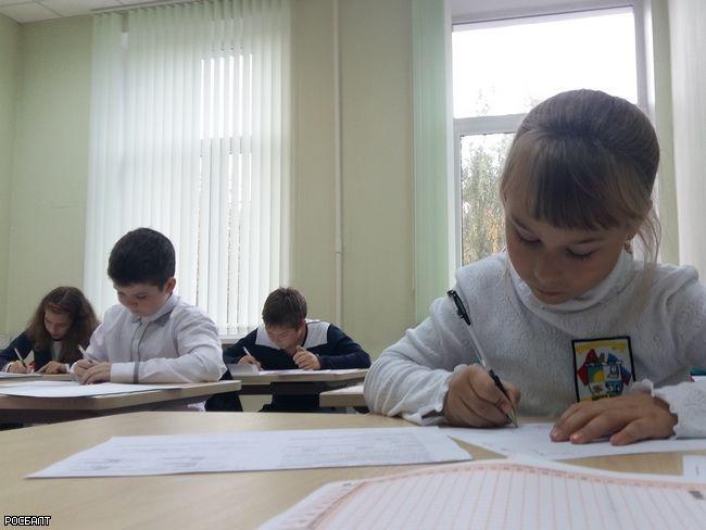 Сергей Собянин: Новую школу в районе Северный построили за 10 месяцев
