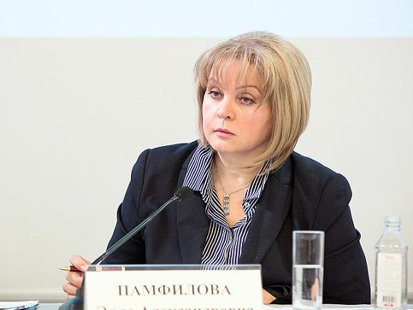 Глава ЦИК пообещала сделать муниципальные выборы прозрачными