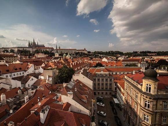 Прага и «новая оккупация»