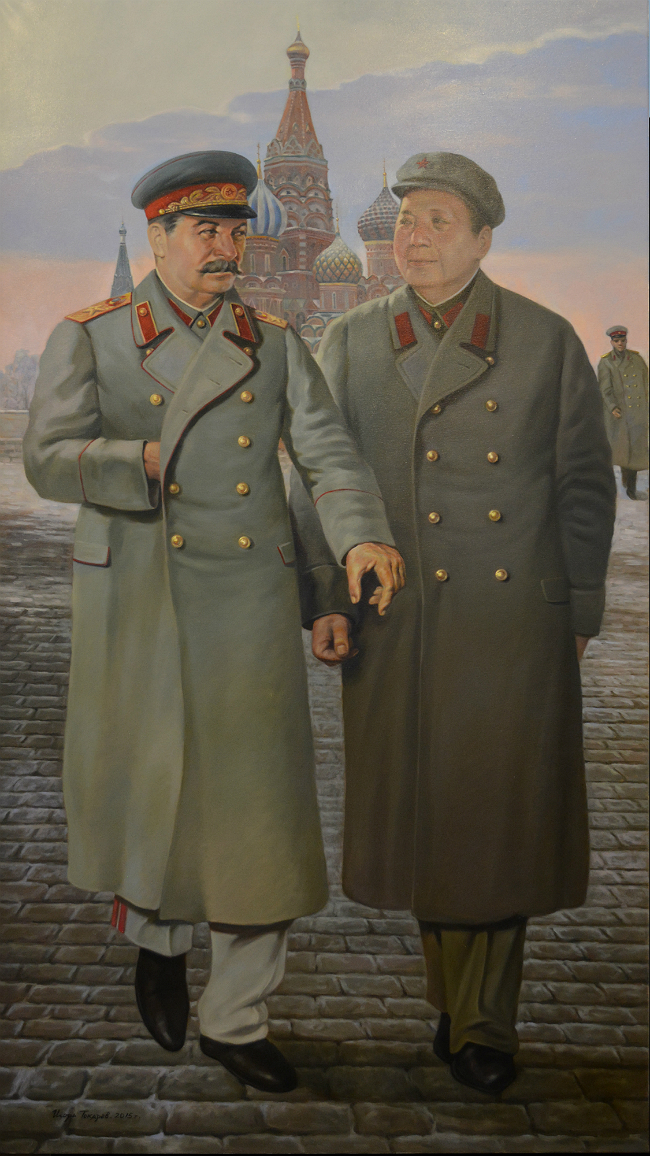 comparing and contrasting joseph stalin and mao zedong of china During the holodomor, which is also known as the terror-famine in ukraine and famine-genocide in ukraine,millions of citizens of the ukrainian ssr, the.