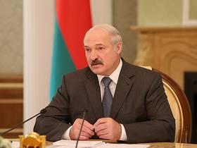 Фото пресс-службы президента  Белоруссии