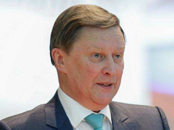 Руководитель администрации Кремля Сергей Иванов поддержал решение осносе ларьков