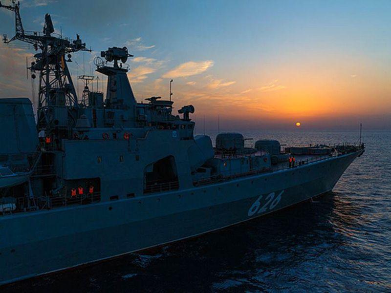 Современный военный флот российской федерации