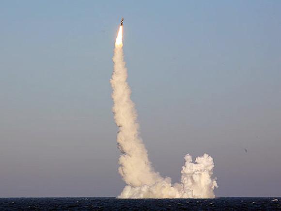 Мощь залпа подлодки «Юрий Долгорукий» оценили в160 бомб, сброшенных наХиросиму