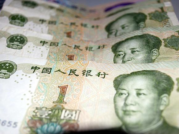 ЦБКитая укрепил курс юаня кдоллару