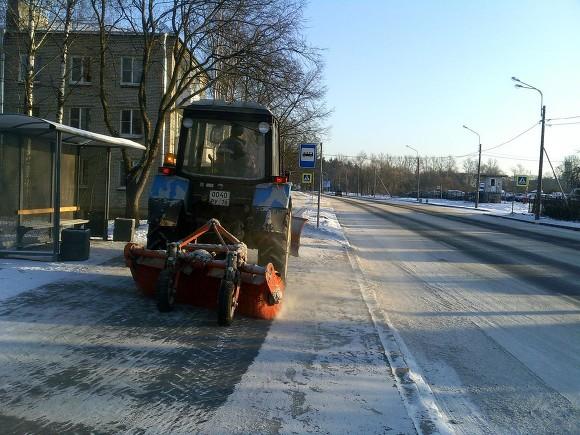 ВПетербурге завершен сезон зимней уборки