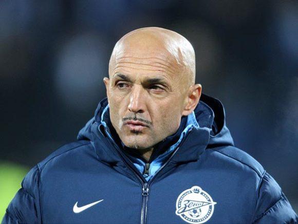 «Рома» объявила обуходе Лучано Спаллетти споста основного тренера