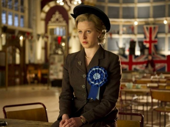 Кадр из фильма Железная леди
