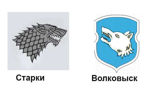 Земли Вестероса из«Игры престолов» сравнили сгородами Сибири