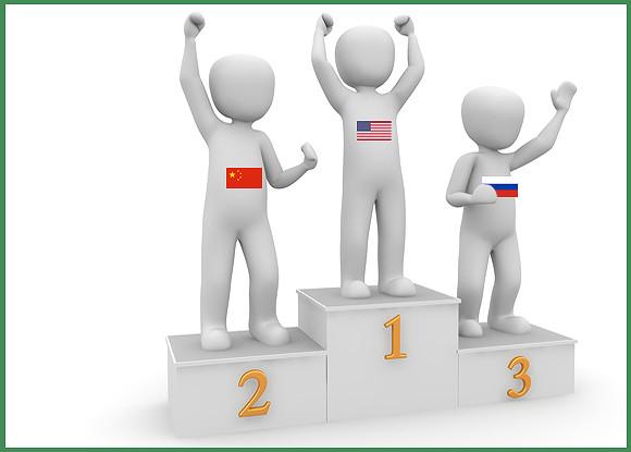 У кого больше шансов на победу в Рио?