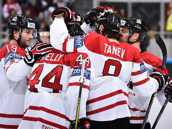 ЧМ-2016. Канада досрочно вышла в плей-офф