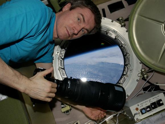 Космонавтам небудут повышать пенсионный возраст