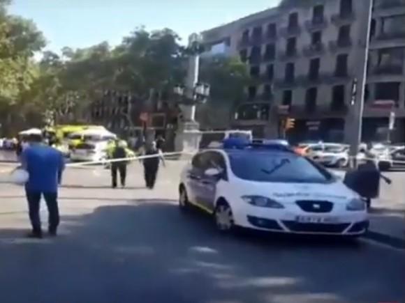 Жители Азербайджана непострадали при теракте вБарселоне объявление МИД