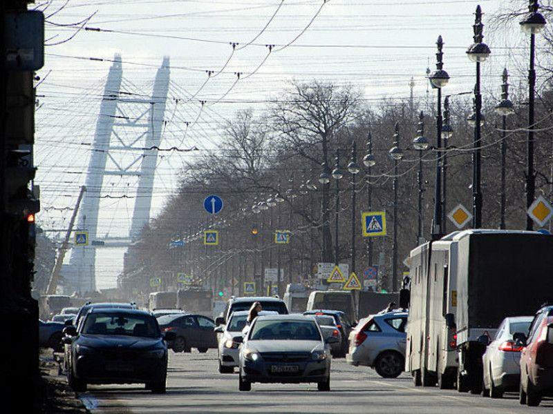 При создании умной транспортной системы Петербург использует опыт Синг