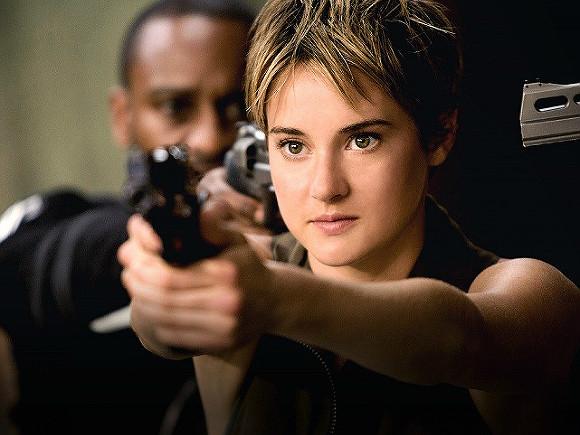 Шейлин Вудли отказалась сниматься впродолжении «Дивергента»