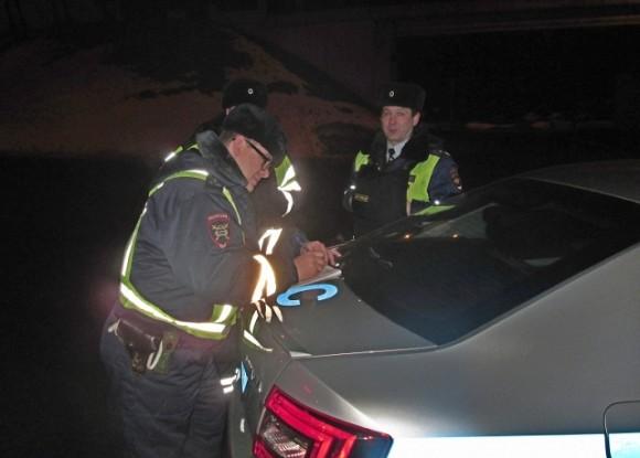 Приезжего наказали за дрифт на грузовике в Зеленограде