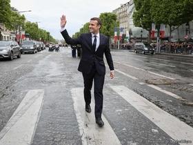 Фото с сайта <a href=&quot;http://www.elysee.fr/&quot;>президента Франции</a>