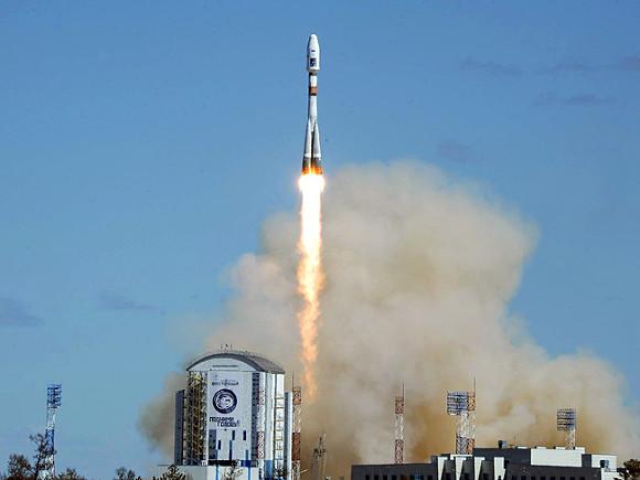 «Роскосмос» отказался поставлять ракеты «Союз» для Франции