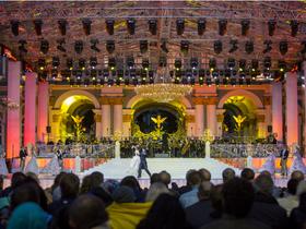 Выходные в Петербурге: День города, парад чемпионов СКА, бесплатный концерт, книжный салон