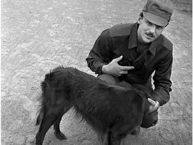 Фанта— собака из Припяти