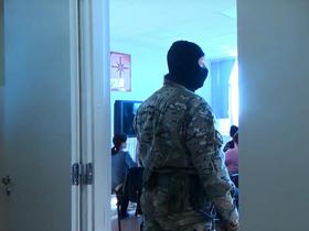 Стоп-кадр видео ФСБ