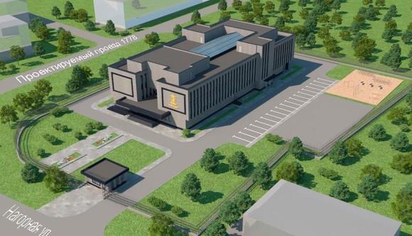 Москомархитектурой утверждён проект здания милиции , которое возведут вЮЗАО