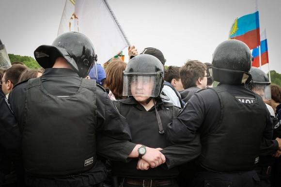 Двое задержанных в столицеРФ стали фигурантами уголовного дела
