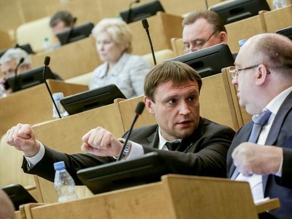 Государственная дума поддержала новое регулирование встреч депутатов сизбирателями