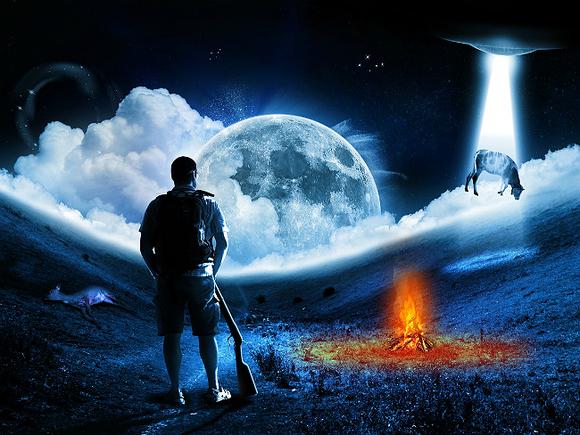 Американские астрофизики ожидают прибытия НЛО предстоящим летом