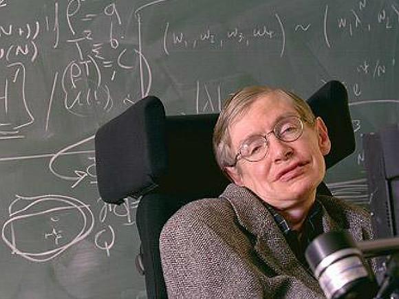 Стивен Хокинг считает черные дыры воротами вальтернативную Вселенную
