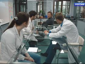 Стоп-кадр из сериала «Доктор Рихтер»