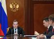 Фото со страницы Д.Медведева в Facebook