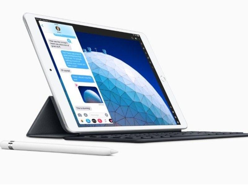 Компания Apple показала новые iPad Air и iPad mini