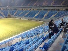 Газон на новом стадионе Петербурга заменят за счет «Зенита»