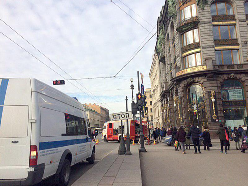 В Петербурге началась новая волна «минирований» (обновляется)