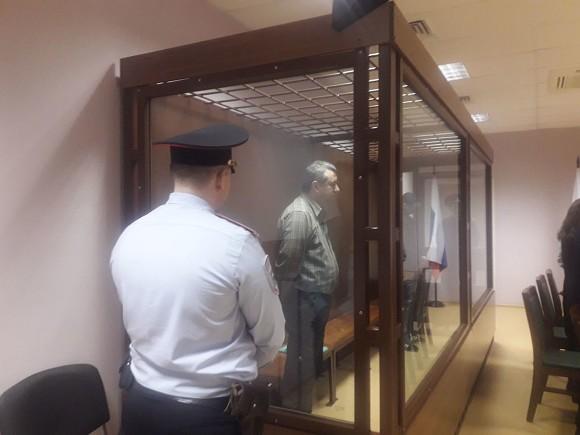 Фото объединенной пресс-службы судов Санкт-Петербурга