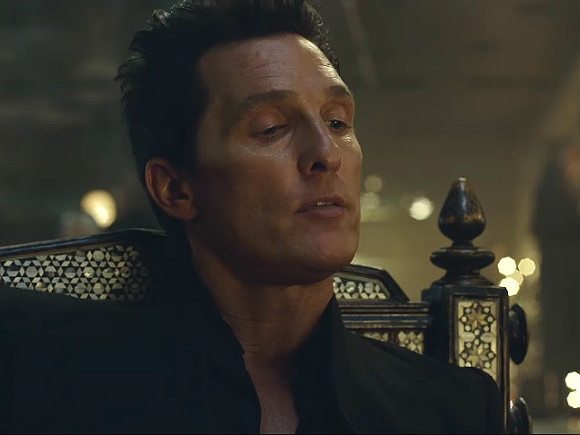 Появился 1-ый трейлер экранизации романов Кинга «Тёмная башня»