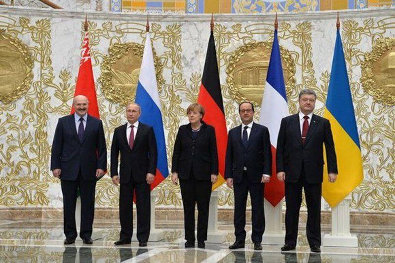 Меркель: «Мы стремимся вернуться к отношениям с РФ»