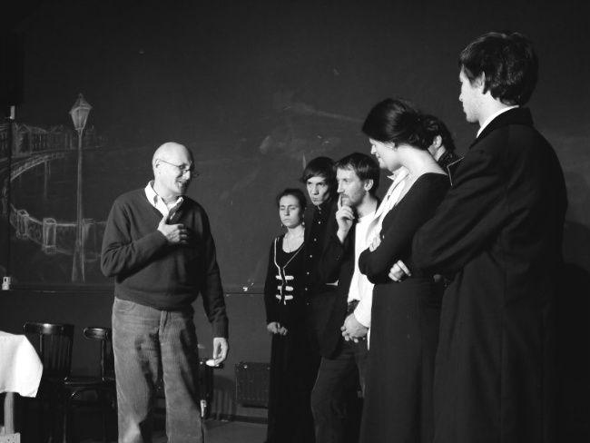 Фото из архива Молодежного театра на Фонтанке