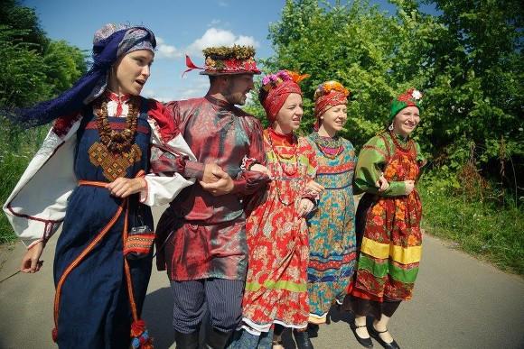 Фото организаторов музыкального фолк-фестиваля «Зарайская слобода-2019»