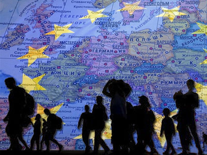 Турция заявила, что не может сдерживать поток беженцев из Сирии в ЕС