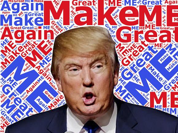 Трамп под огнем СМИ и Голливуда