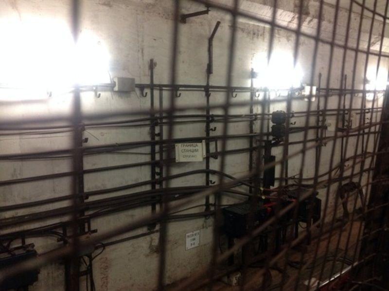 В тоннеле московского метро задержали «писающего мужчину»