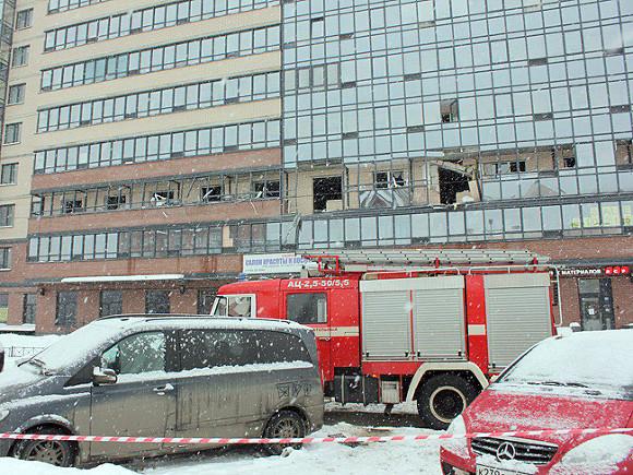 Фото пресс-службы ГУ МЧС России по Петербургу