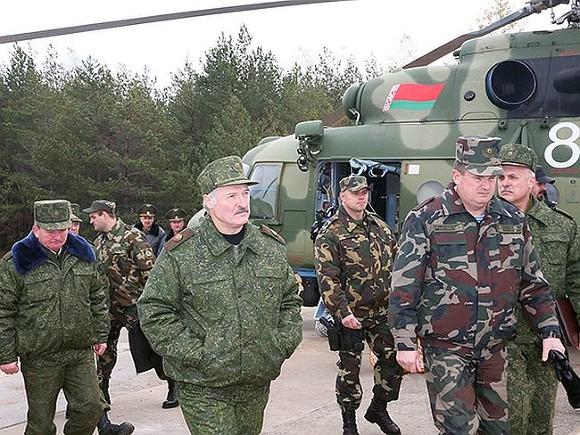 Братская Украина ведет войну занезависимость— Лукашенко