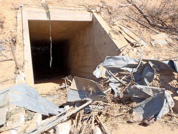 Пентагон: Бомбардировщики США уничтожили 2 лагеря ИГ в Ливии