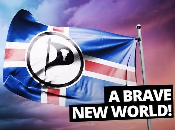 ВИсландии «партия пиратов» может сформировать руководство