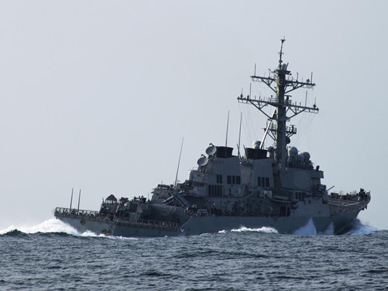 Война нервов у берегов Крыма