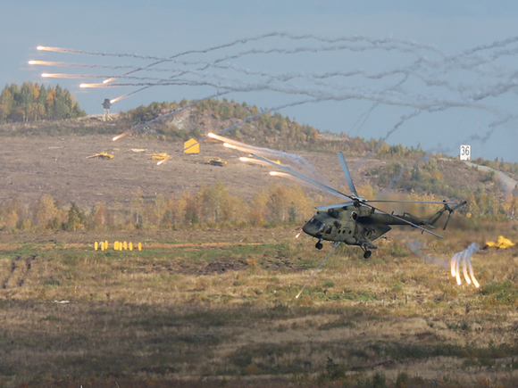 ВТурции упал военный вертолет, 6 погибших